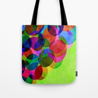 Up Tote Bag by Miss L In Art
