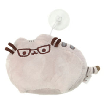 Pusheen Glasses Suction Cup Plush