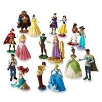 Disney Princess Deluxe 16-pc. Figure Set