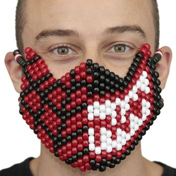 Spiderman Or Venom Full Kandi Mask