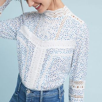 Victoria Laced Blouse
