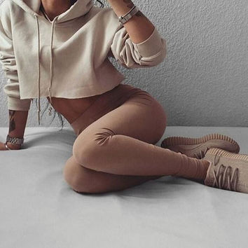 unique casual sweater autumn winter sports hoodie for wome girl gift 75