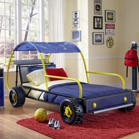 Powell Dune Buggy Twin Bed | www.hayneedle.com