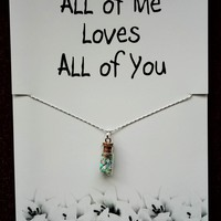 All Of Me Loves All Of You Gift Val..