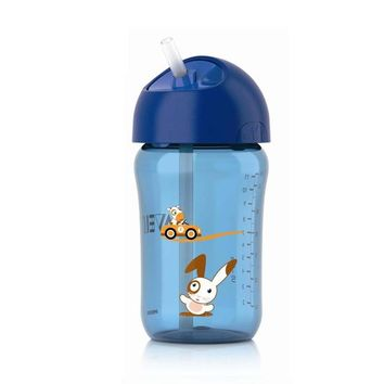 Baby Bottle - Avent - Straight and Round