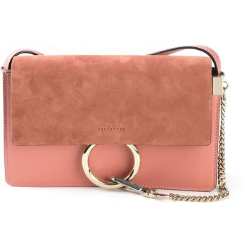 Chloé 'faye' Crossbody Bag - Stefania Mode - Farfetch.com