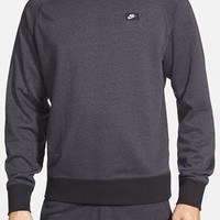 Men's Nike 'AW77' French Terry Crewneck Sweater,
