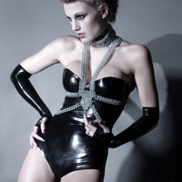 Chimera Chainmail Harness
