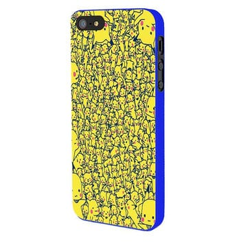 Pikachu iPhone 5 Case Available for iPhone 5 iPhone 5s iPhone 5c iPhone 4/4s
