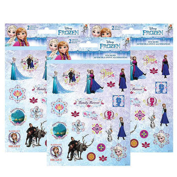 Disney Frozen Sticker Sheets [3 Packs of 2 Sheets Ea]