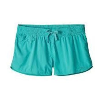 Patagonia W Light Variable Boardshorts