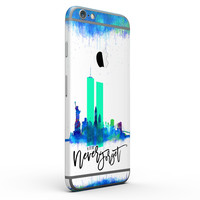 Never Forget 9/11 V6 - Six-Piece Skin Kit for the iPhone 6/6s or 6/6s Plus