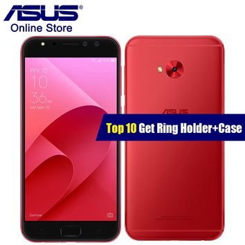 New ASUS ZenFone 4 Selfie Pro ZD552KL Dual 12MP Front Cameras Octa Core Snapdragon 625 Android 7.0 4GB 64GB 5.5 Inch Smartphone