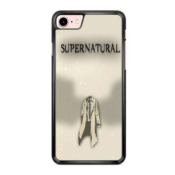 Supernatural - Castiel iPhone 7 Case