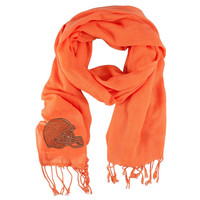 Cleveland Browns NFL Pashi Fan Scarf (Orange)