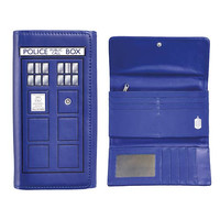 Doctor Who - TARDIS Ladies Wallet