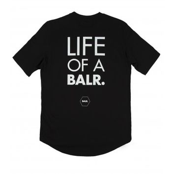 BALR. Life Of A BALR. Shirt Black