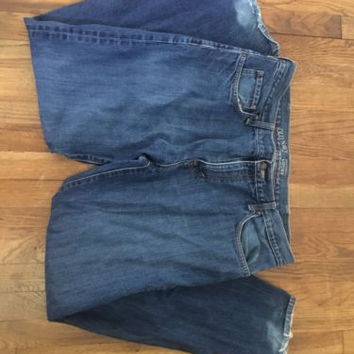 Old Navy Men's Jeans, Loose Fit Style, Size 38x34
