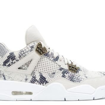 "air jordan 4 retro premium ""pinnacle ""snakeskin"""""