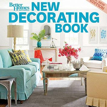 New Decorating Book, 10th Edition (Better Homes and Gardens) Gardens Home) &...