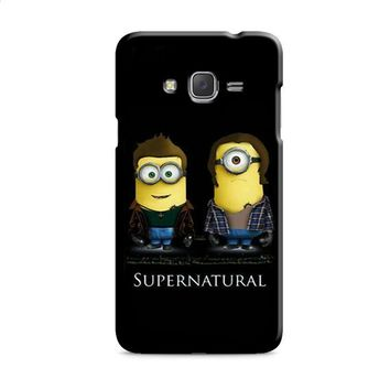 Supernatural Minions Samsung Galaxy J7 2015 | J7 2016 | J7 2017 Case