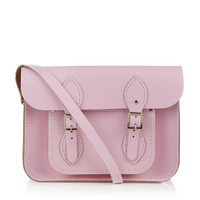 "Cambridge Satchel Empresa Os clássicos Satchel (11 "") 