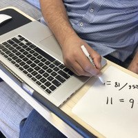 LapDesk - Pilot : For Your Arm Chair, Lap, Sofa, or Bed