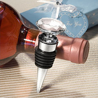 Wine And Shine Diamond Wine Stopper