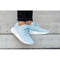Adidas NMD Pk Blue Woman Shoes Sneaker I