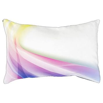Abstract Swirl 1 Pet Bed