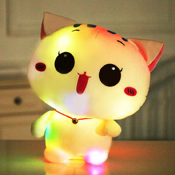 Cute cat toys birthday gift