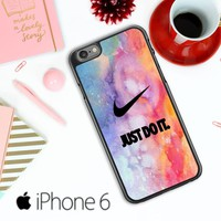 Nike Colourful Cloud X5678 iPhone 6 / 6S Case