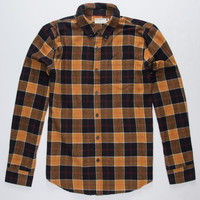 RETROFIT Bear Mens Flannel Shirt