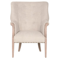 Lawrence Club Chair Stone Wash