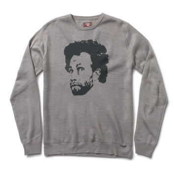 Fourstar: Legend Sweater - Gunmetal Heather