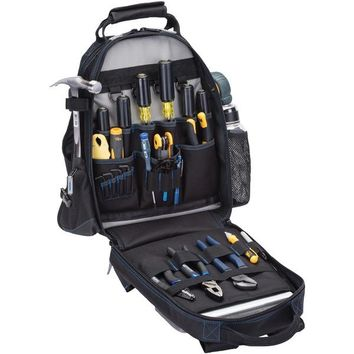 IDEAL(R) 35-409 Dual-Compartment Tool Backpack