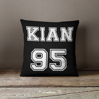 Kian Lawley 95 O2l Team Pillow Case, Cushion Case