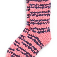 BP. 'Cloud' Stripe Socks (Juniors) | Nordstrom