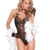 Bunni Love Mesh Teddy