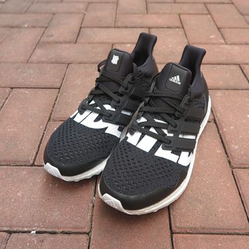 BC SPBEST UNDEFEATED X adidas Ultra Boost - Core Black/Footwear White #B22480