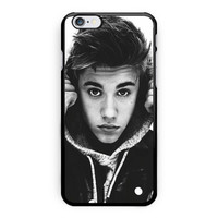 Justin Bieber With Hoodie iPhone 6 Case
