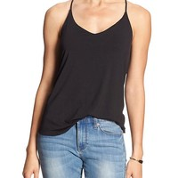 Banana Republic Womens Factory Strappy Halter Top