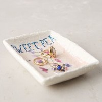 Seed Packet Trinket Dish by Anthropologie