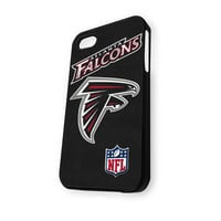 Atlanta Falcons NFL Football Logo iPhone 5/5S Case