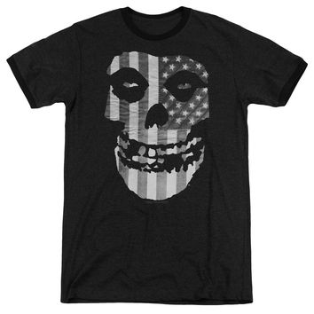 Misfits - Fiend Flag Adult Heather