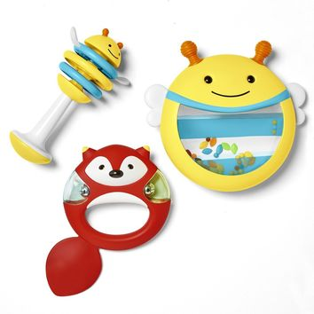 Skip Hop | Explore & More Musical Instrument Toy Set