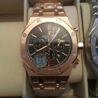 cc qiyif Audemars Piguet HighOre Gold Black