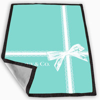 Blue Tiffany Co Blanket for Kids Blanket, Fleece Blanket Cute and Awesome Blanket for your bedding, Blanket fleece *