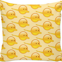 Dab emoji Pillow