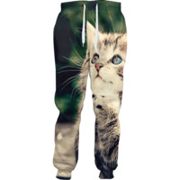 Prayer Cat Joggers